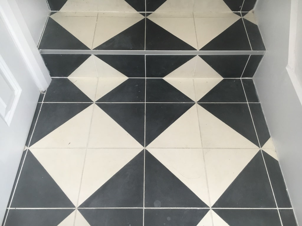 Bespoke Repairs Ltd UK Stone Glass Repair Coloured Cement - How to clean cement tile floors