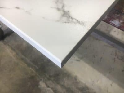 Dekton Chip Repairs Scaled | after the repair it has a seamless finish