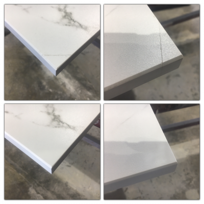 Dekton Chip Repairs | Before and after show