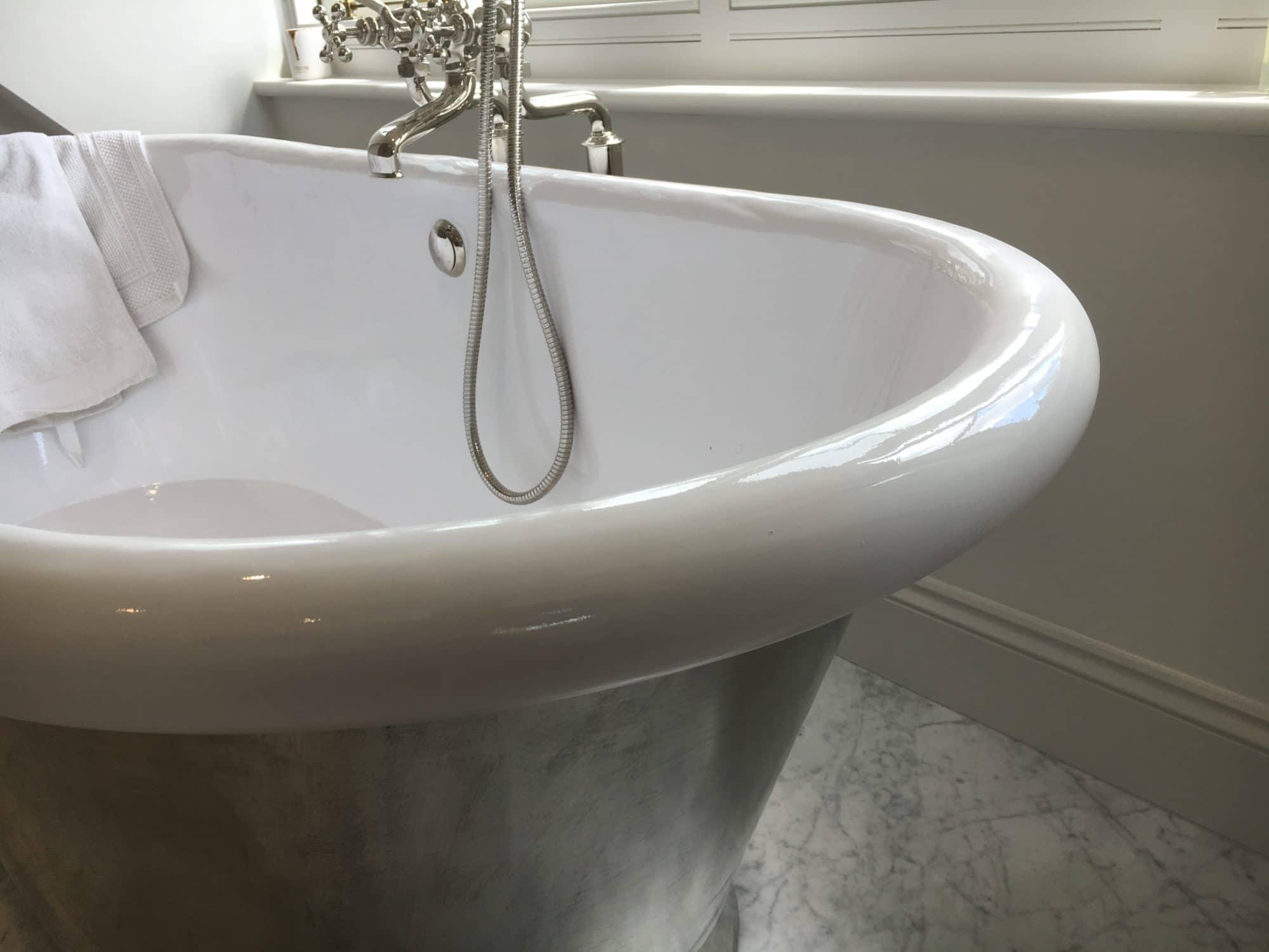 Bespoke repairs ltd uk stone glass repair enamel for Bathtub chip repair