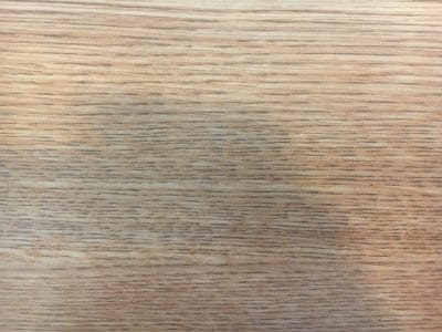 Formica Laminate Repair | After a careful filling and colour matching, it looks like new.
