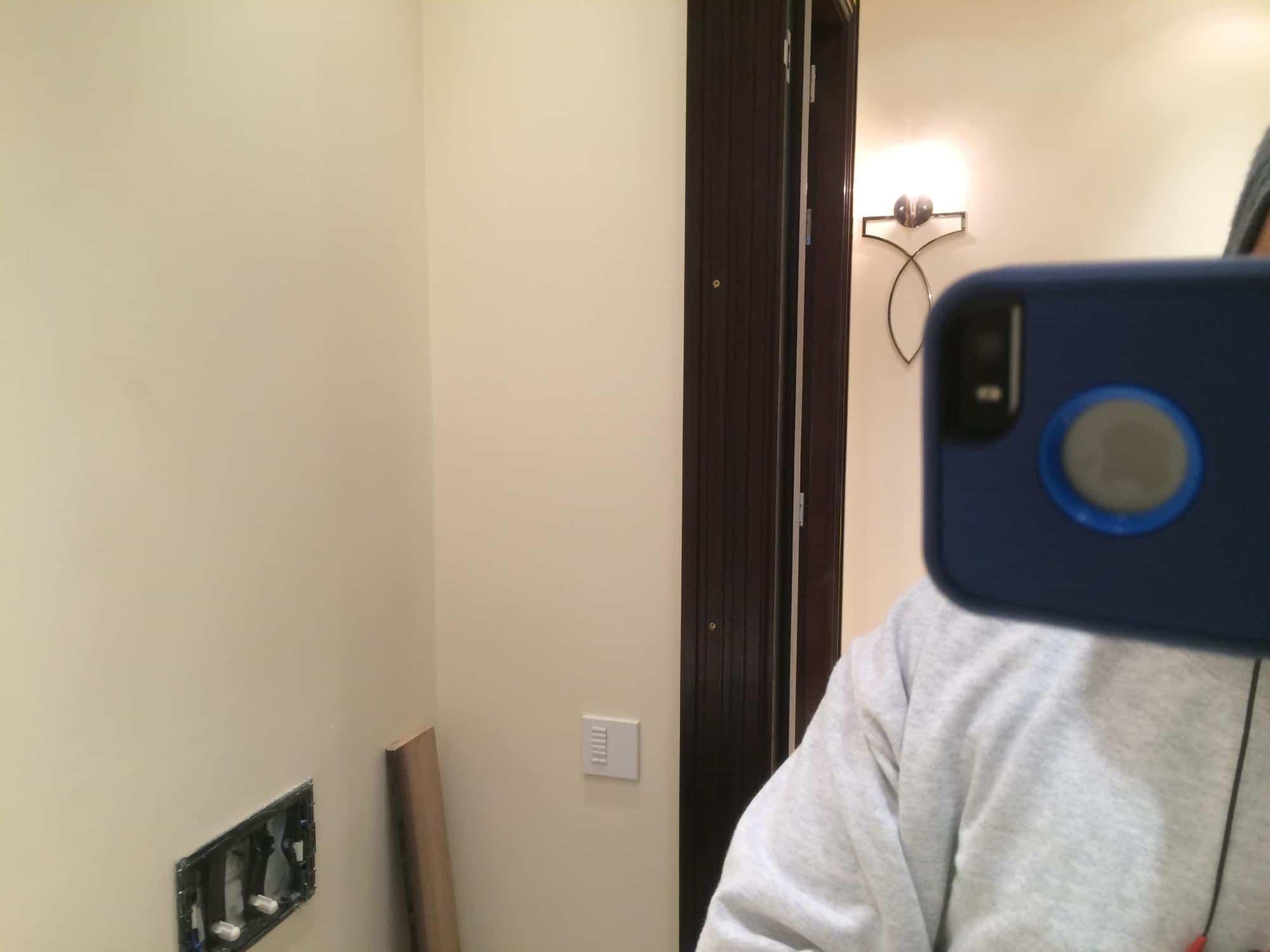 Bathroom mirror deep scratch removal bespoke repairs - Replacement bathroom mirror glass ...