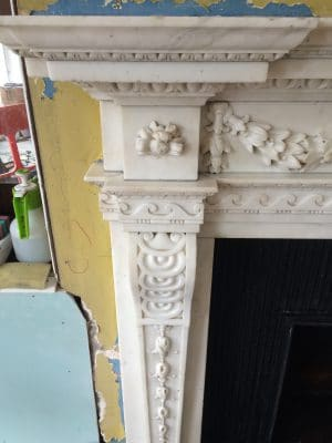 Classic Fireplace Complete Restoration Galiford Try | Left hand side after the restoration.